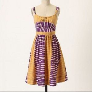 Anthropologie Fei Serengeti Sundress